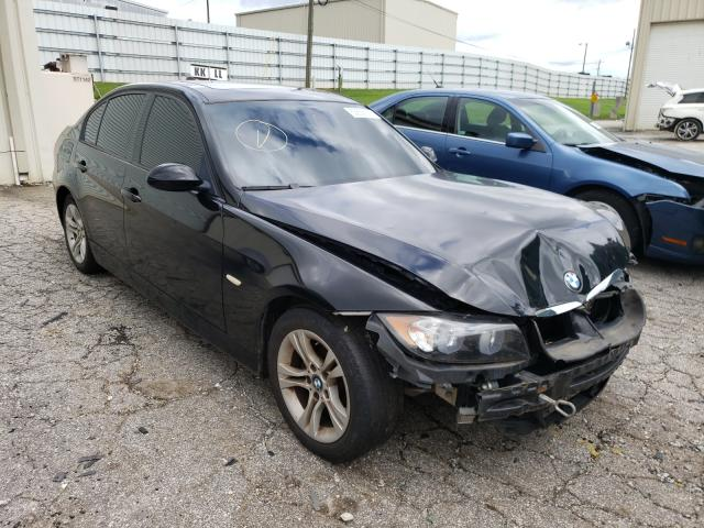 Salvage cars for sale from Copart Gainesville, GA: 2008 BMW 328 I