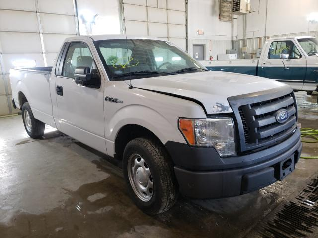 Salvage trucks for sale at Columbia, MO auction: 2011 Ford F150