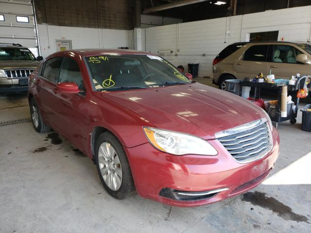 Chrysler 200 salvage cars for sale: 2013 Chrysler 200