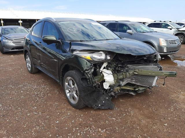 Salvage cars for sale from Copart Phoenix, AZ: 2017 Honda HR-V EXL