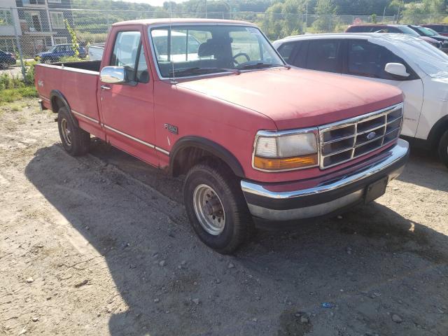 Vehiculos salvage en venta de Copart Madison, WI: 1993 Ford F150