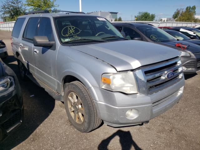 Salvage cars for sale at Bowmanville, ON auction: 2010 Ford Expedition