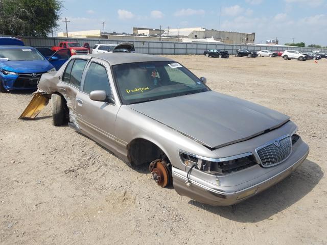 Mercury salvage cars for sale: 1995 Mercury Gran Marq
