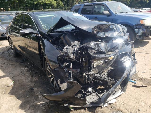 Vehiculos salvage en venta de Copart Austell, GA: 2018 Chevrolet Malibu LT
