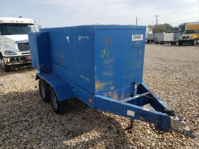 Vehiculos salvage en venta de Copart Grand Prairie, TX: 2000 Other Generator