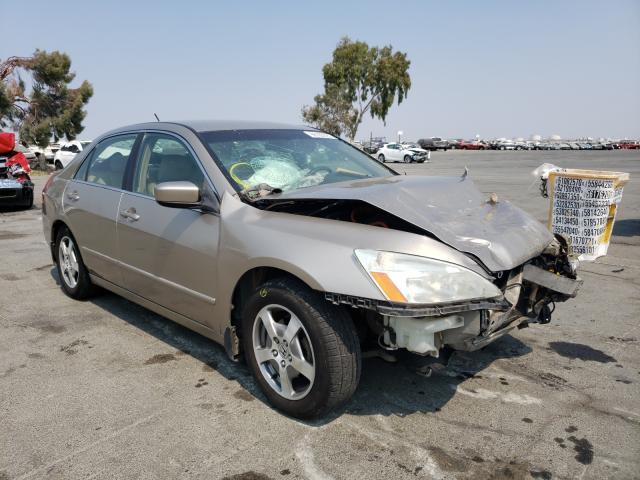 Vehiculos salvage en venta de Copart Martinez, CA: 2005 Honda Accord Hybrid