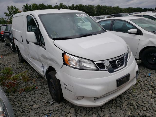 Salvage cars for sale from Copart Windsor, NJ: 2016 Nissan NV200 2.5S