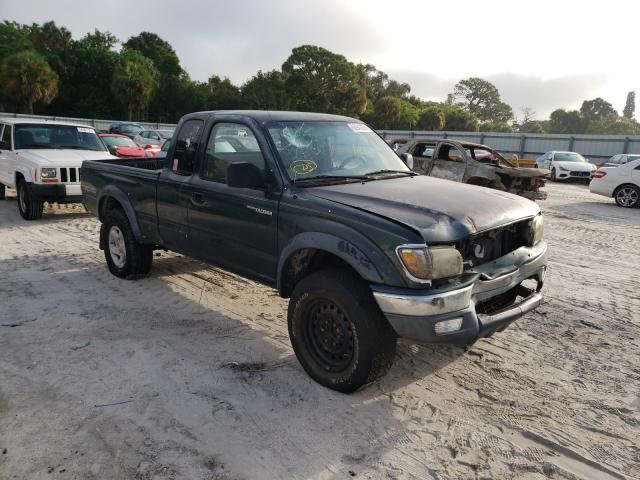 Vehiculos salvage en venta de Copart Fort Pierce, FL: 2003 Toyota Tacoma XTR