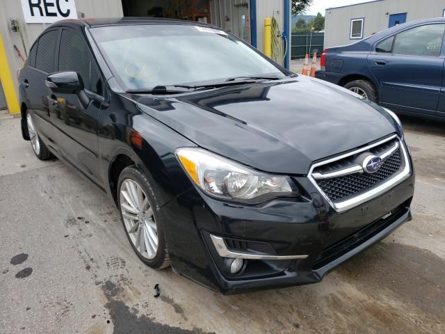 Vehiculos salvage en venta de Copart Duryea, PA: 2016 Subaru Impreza LI