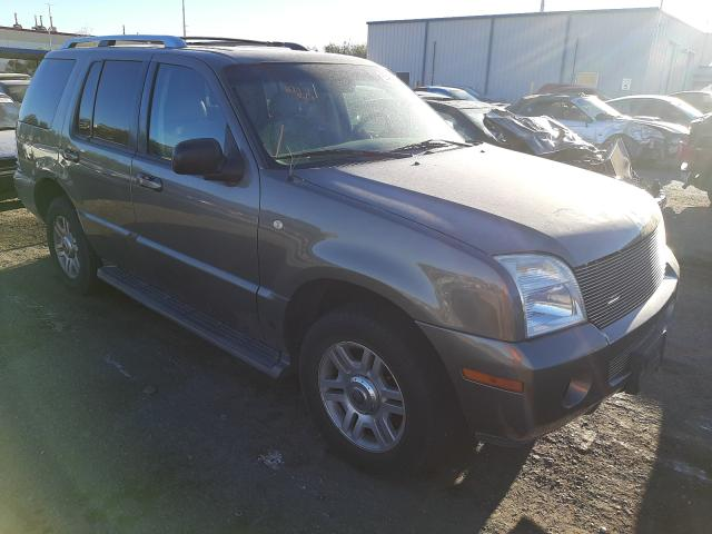 Salvage cars for sale at Las Vegas, NV auction: 2003 Mercury Mountainee