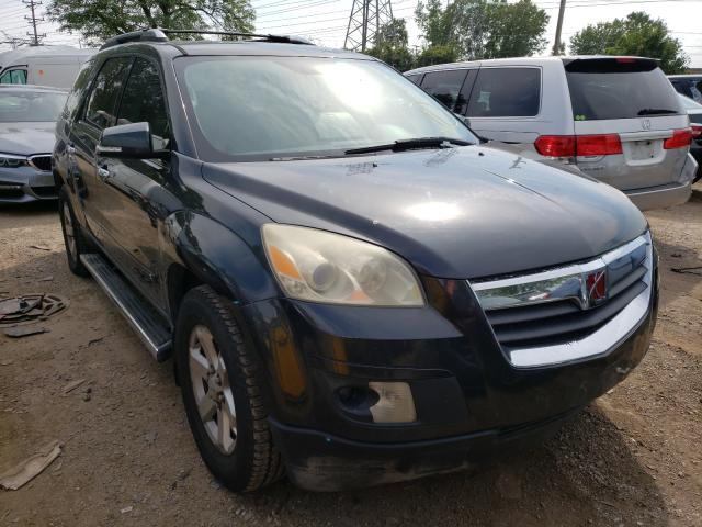 Saturn salvage cars for sale: 2007 Saturn Outlook XR