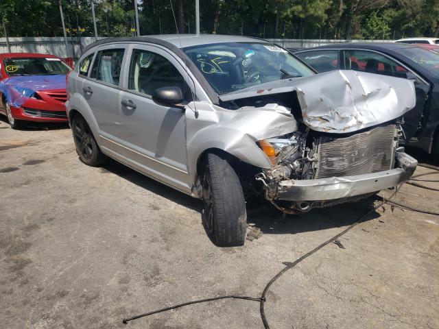 Vehiculos salvage en venta de Copart Austell, GA: 2007 Dodge Caliber SX