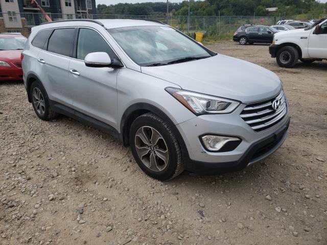 Vehiculos salvage en venta de Copart Madison, WI: 2013 Hyundai Santa FE G