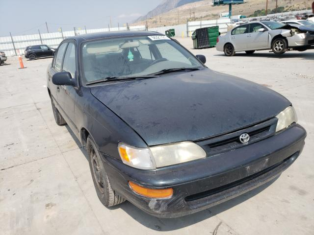 Salvage cars for sale at Farr West, UT auction: 1996 Toyota Corolla DX