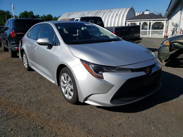 Vehiculos salvage en venta de Copart East Granby, CT: 2020 Toyota Corolla LE