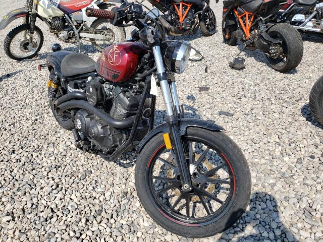 Yamaha Vehiculos salvage en venta: 2017 Yamaha XVS950 CU