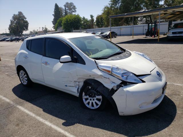 Nissan Leaf salvage cars for sale: 2013 Nissan Leaf