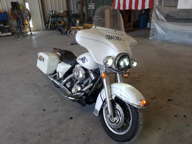 Salvage cars for sale from Copart Sikeston, MO: 2005 Harley-Davidson Flhtcui
