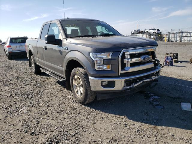 Salvage cars for sale from Copart Airway Heights, WA: 2017 Ford F150 Super