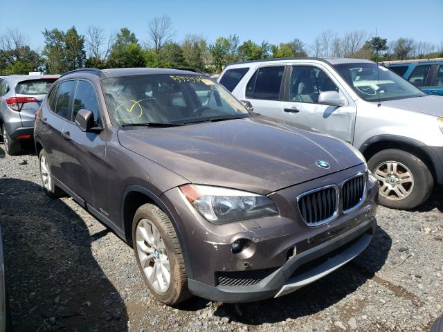 Salvage cars for sale from Copart Pennsburg, PA: 2014 BMW X1 XDRIVE2