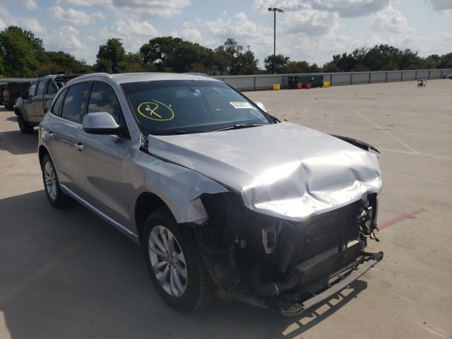 Vehiculos salvage en venta de Copart Wilmer, TX: 2015 Audi Q5 Premium