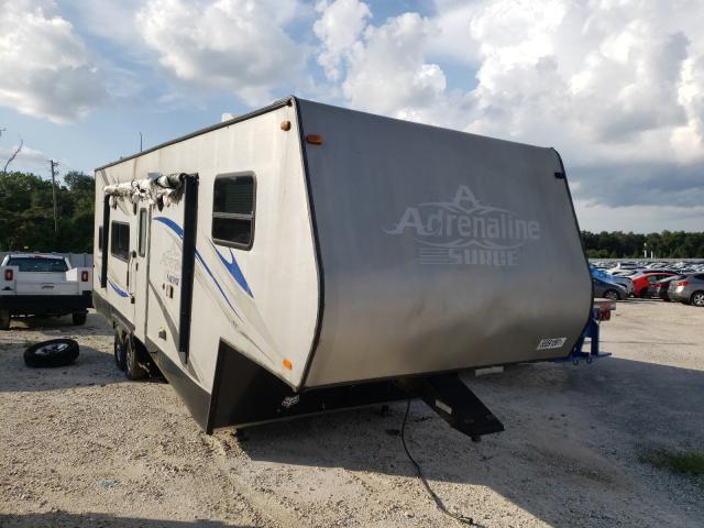 Coachmen salvage cars for sale: 2009 Coachmen Adrenaline