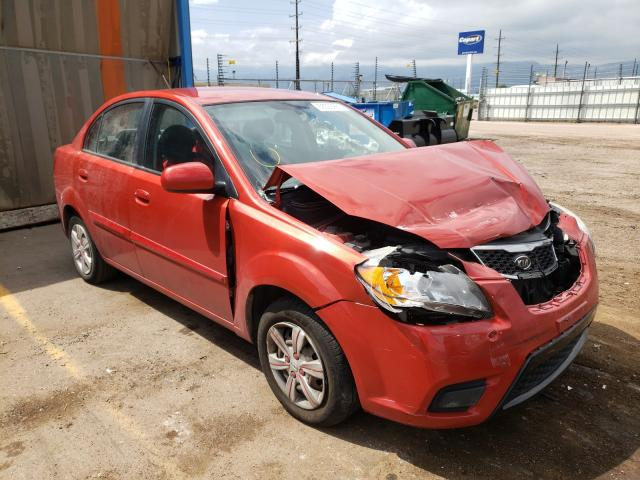 2010 KIA RIO LX KNADH4A33A6666758