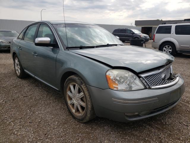 Vehiculos salvage en venta de Copart Bismarck, ND: 2006 Ford Five Hundr