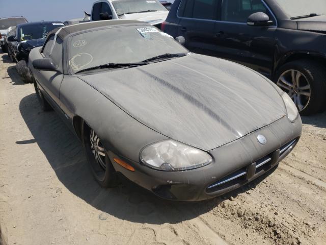 Jaguar salvage cars for sale: 1998 Jaguar XK8