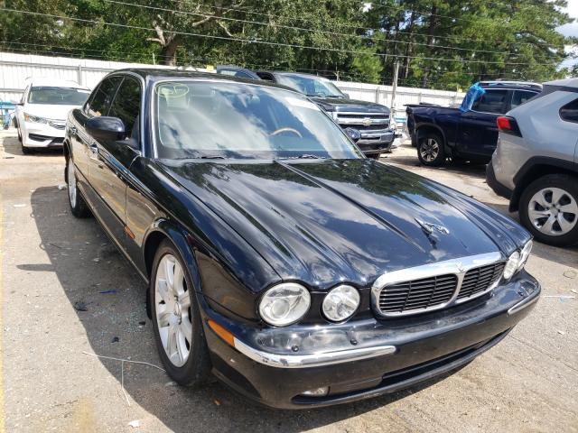 Jaguar XJ8 salvage cars for sale: 2004 Jaguar XJ8