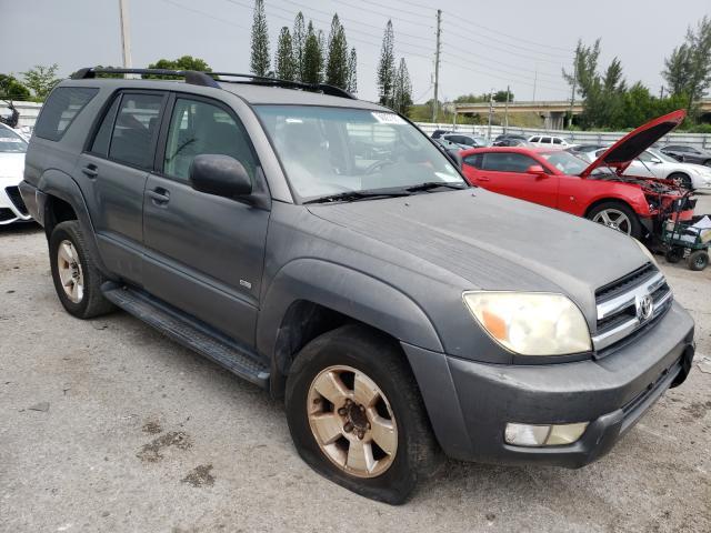 Vehiculos salvage en venta de Copart Miami, FL: 2005 Toyota 4runner SR