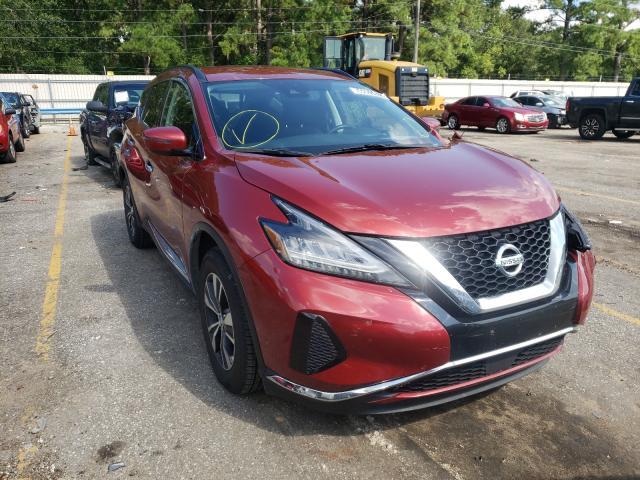 Vehiculos salvage en venta de Copart Eight Mile, AL: 2020 Nissan Murano SV