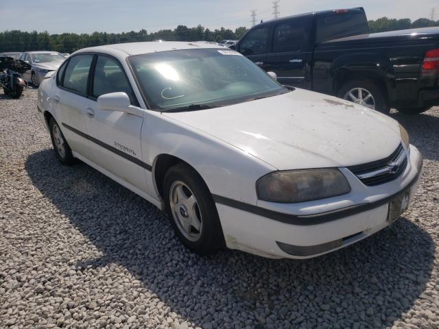 Vehiculos salvage en venta de Copart Memphis, TN: 2000 Chevrolet Impala LS