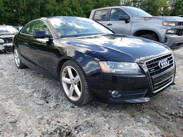 Audi A5 salvage cars for sale: 2010 Audi A5