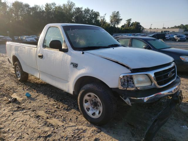 Ford F150 salvage cars for sale: 2000 Ford F150
