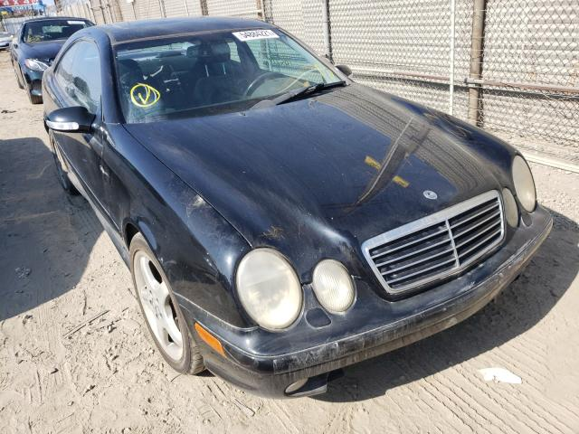 2002 Mercedes-Benz CLK 430 for sale in Los Angeles, CA