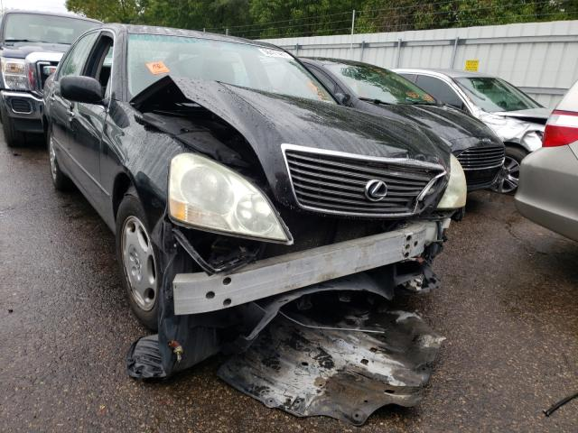 Salvage cars for sale from Copart Ham Lake, MN: 2001 Lexus LS 430