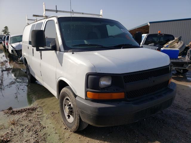 Chevrolet Express salvage cars for sale: 2005 Chevrolet Express
