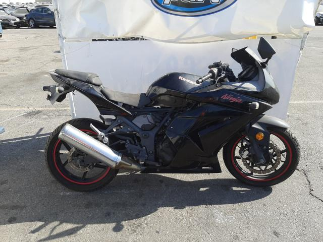 Salvage motorcycles for sale at Colton, CA auction: 2009 Kawasaki Ninja