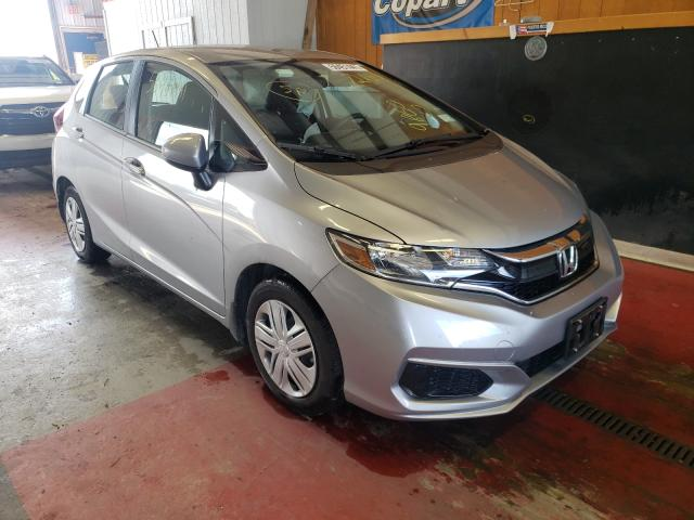 Salvage cars for sale from Copart Angola, NY: 2019 Honda FIT LX