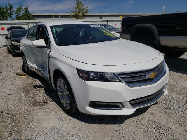 Salvage cars for sale from Copart Walton, KY: 2019 Chevrolet Impala LT