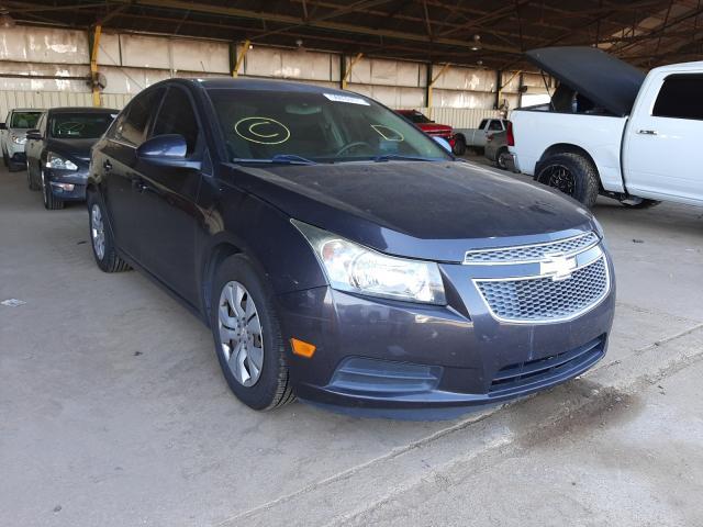 Salvage cars for sale from Copart Phoenix, AZ: 2014 Chevrolet Cruze LT