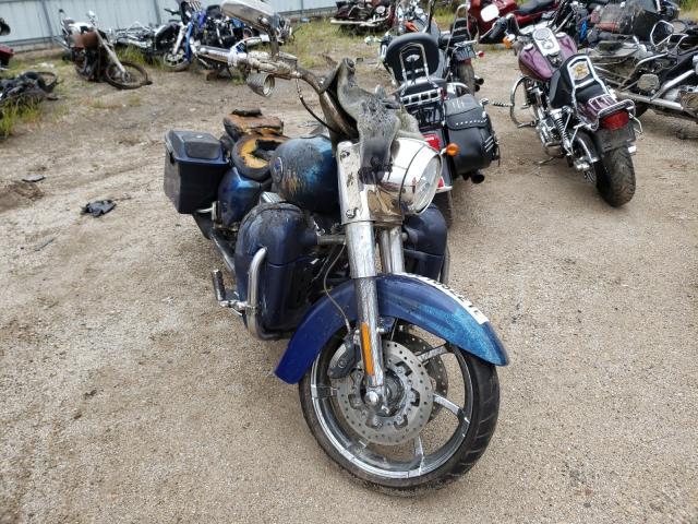 Vehiculos salvage en venta de Copart Pekin, IL: 2013 Harley-Davidson FLHRSE4 CV