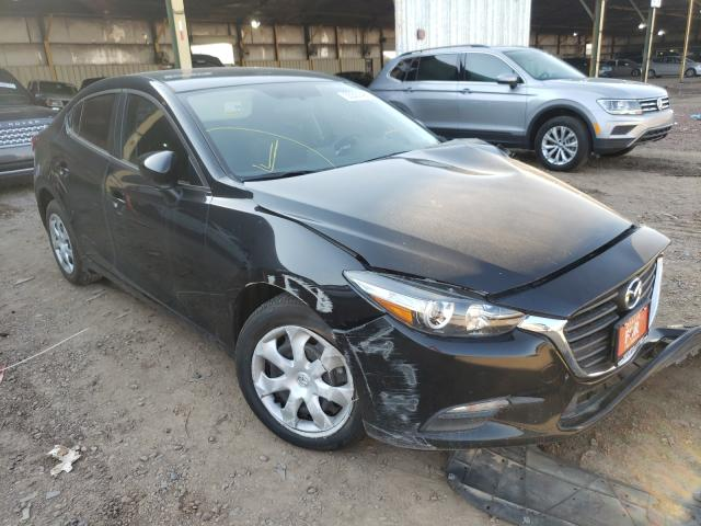 Mazda salvage cars for sale: 2017 Mazda 3 Sport