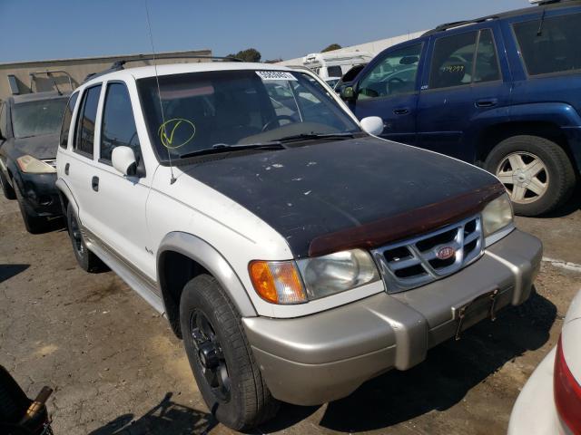 KIA Sportage salvage cars for sale: 2000 KIA Sportage