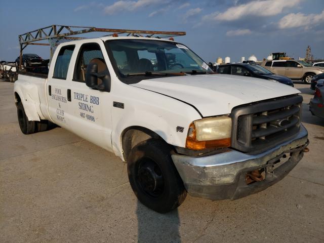 Vehiculos salvage en venta de Copart New Orleans, LA: 2000 Ford F350 Super
