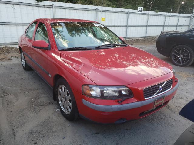 Salvage cars for sale from Copart Glassboro, NJ: 2001 Volvo S60