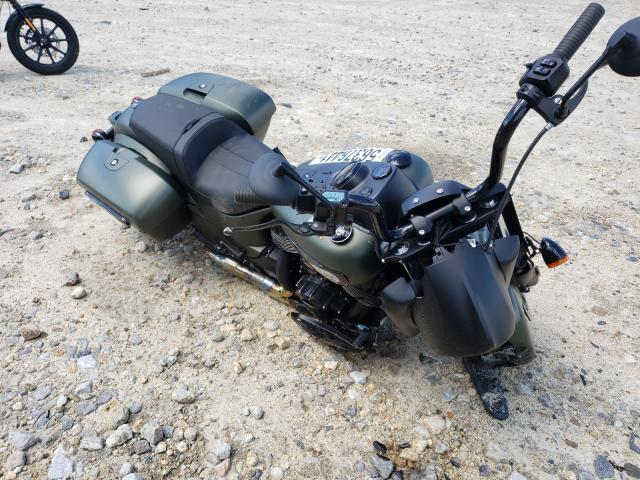 Indian Motorcycle Co. Springfiel salvage cars for sale: 2021 Indian Motorcycle Co. Springfiel