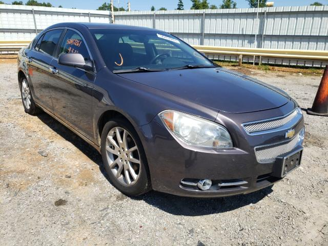 Salvage cars for sale from Copart Chatham, VA: 2010 Chevrolet Malibu LTZ