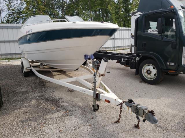 Bayliner salvage cars for sale: 2000 Bayliner Boat